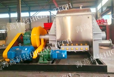 sigma blade kneader mixer for butyl rubber