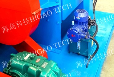 methyl vinyl gum kneading machine