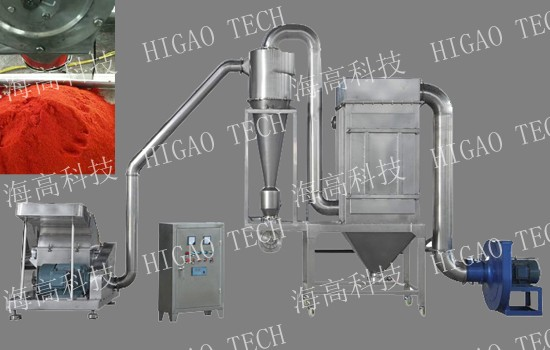 hammer mill pulverizer machine