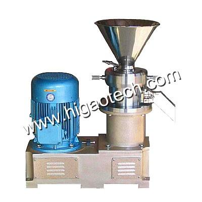 two stage colloid mill