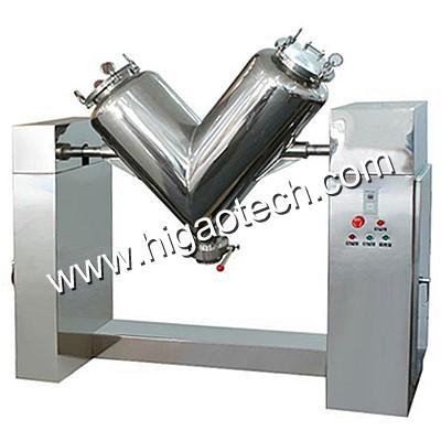 V type mixer manufacturer