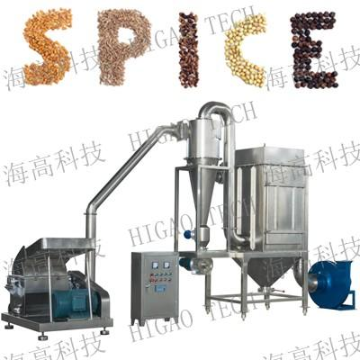 spice grinding machine manufacturer